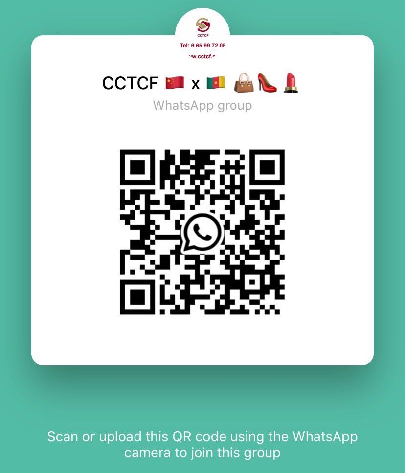 CCTCF Whatsapp group